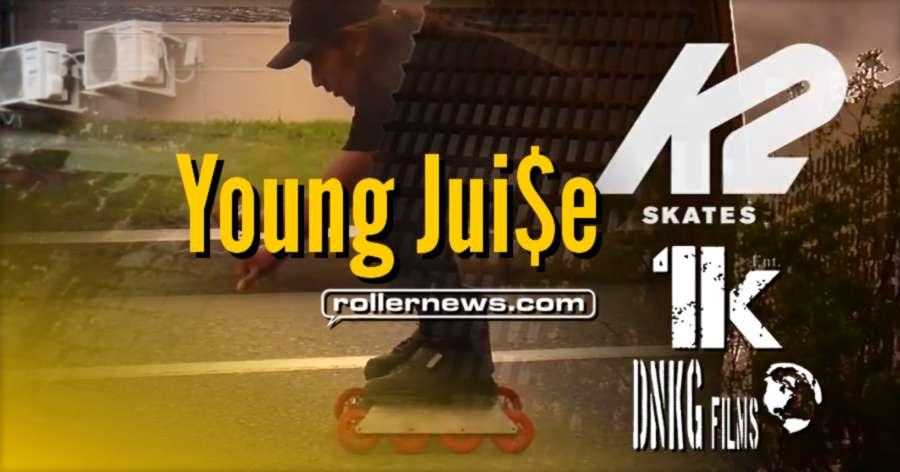 Young Jui$e - Raw Wizard x K2 Unnatural - Street Clips in Providence RI & Boston MA (2017)