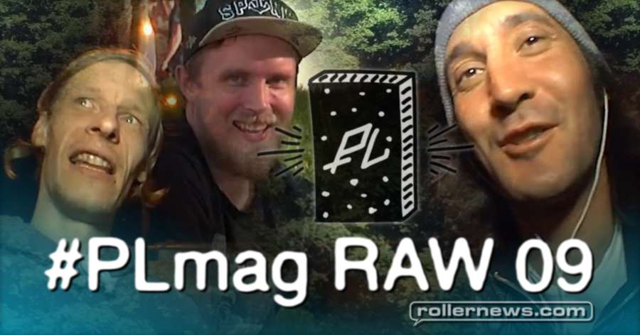 Plastik Mag (Russia) RAW 09 - Street Clips