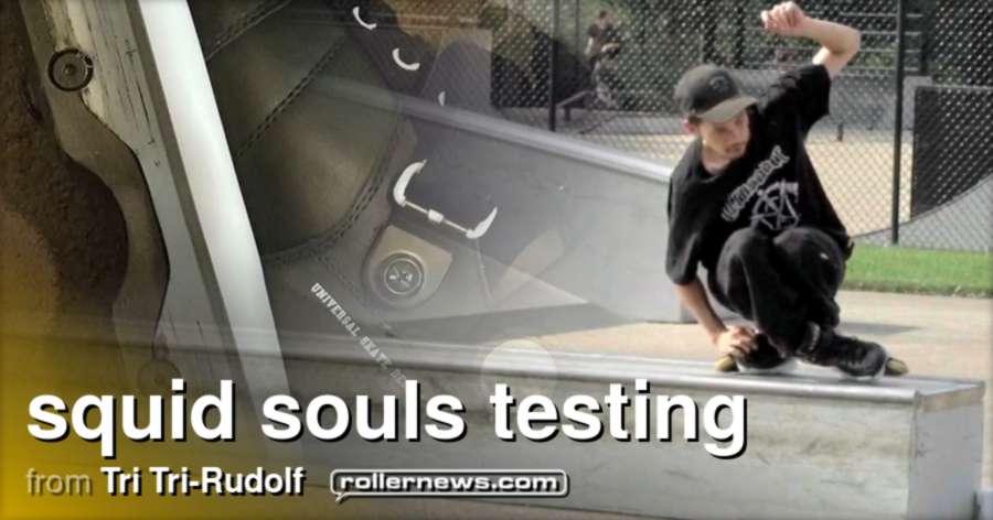 Tri Tri-Rudolf & Friends - testing custom squid souls (2017)