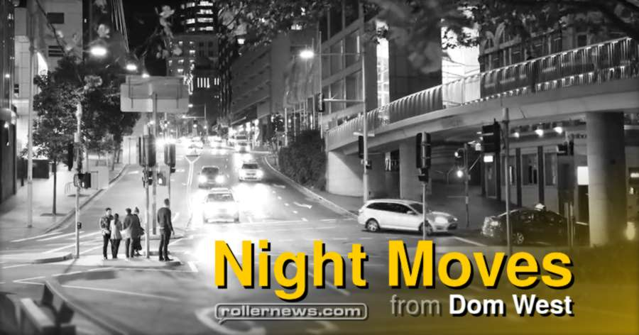 Night Moves (Sydney, Australia) by Dom West (2017)