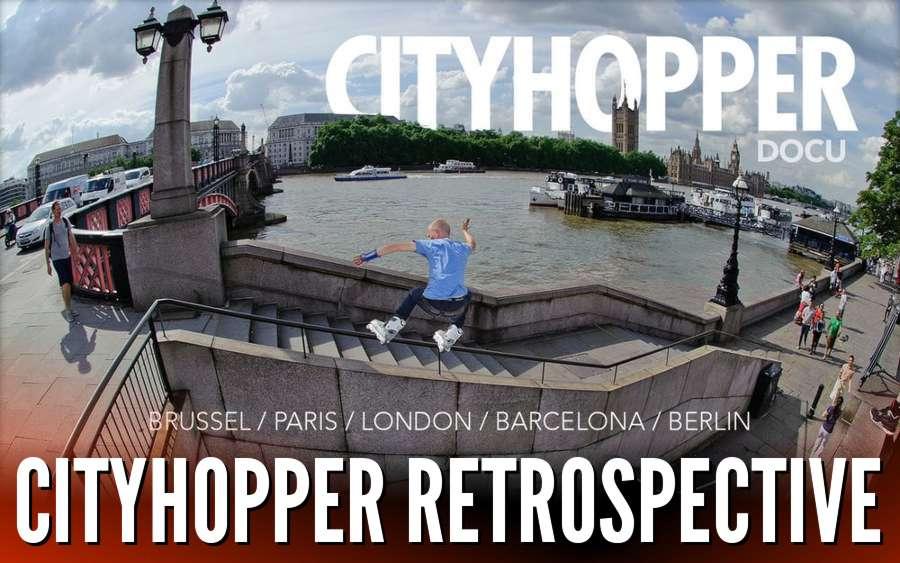 Sven Boekhorst - Cityhopper Retrospective