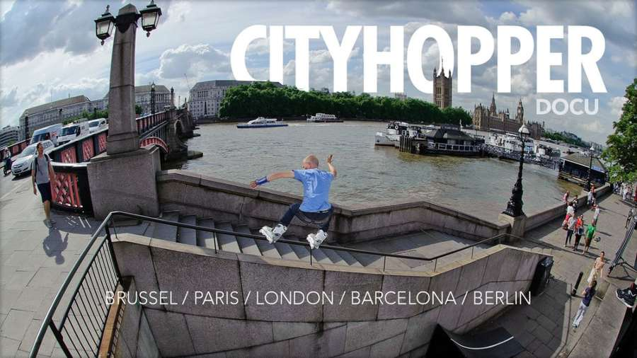 Picture of the day: Sven Boekhorst - City Hopper (The Netherlands)