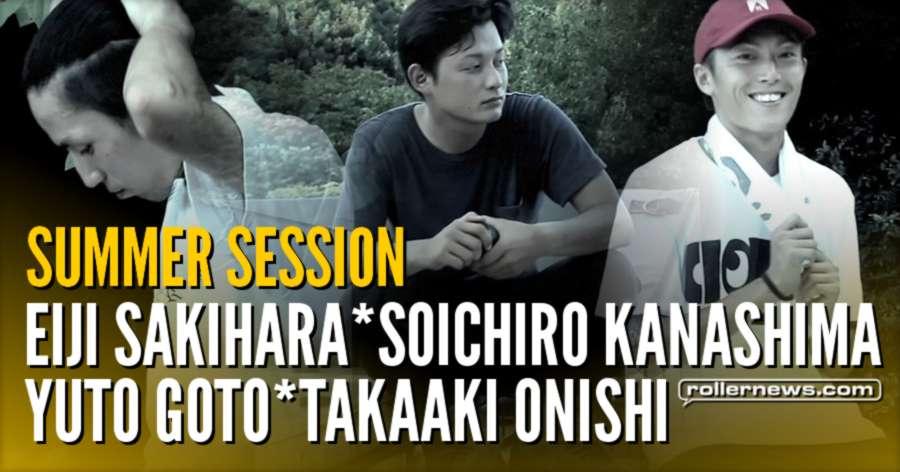 Summer Session (Japan, 2017) with Yuto Goto, Soichiro Kanashima & Friends