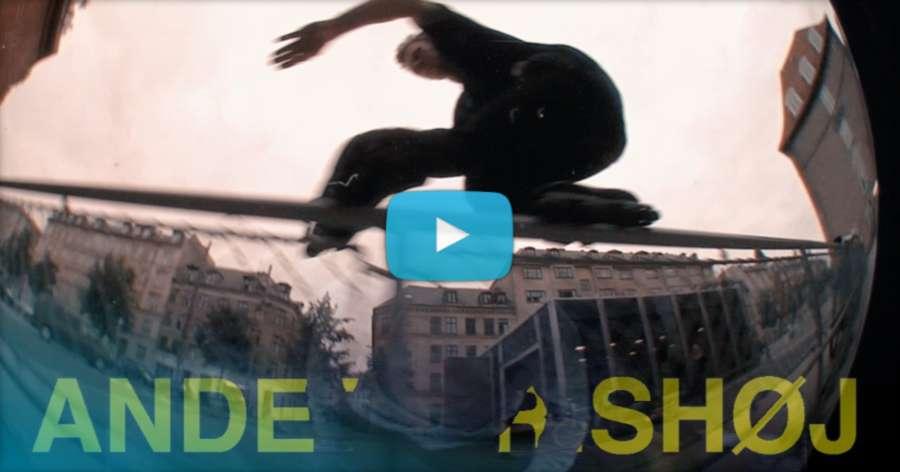 Anders Rishoj - Promo Edit by Gregory Preston (2017)