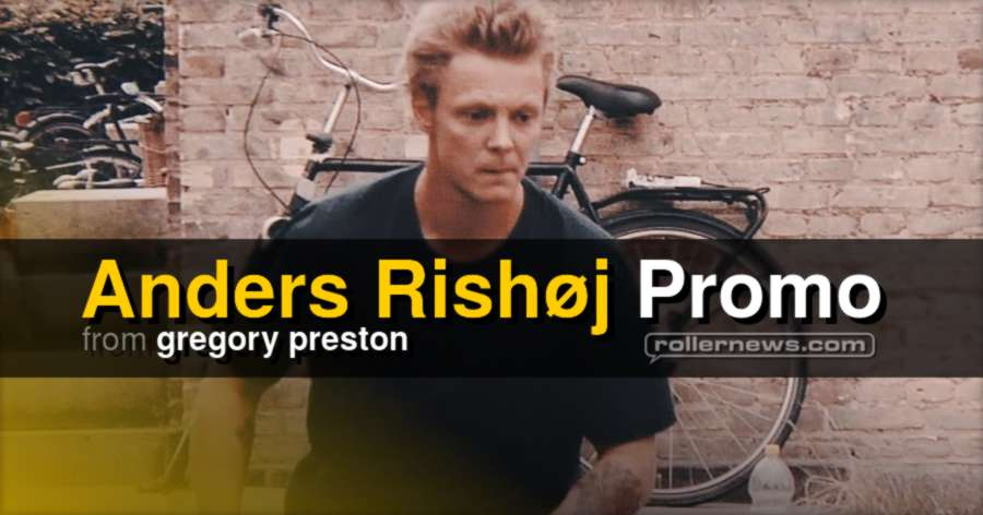 Anders Rishoj - Promo Edit by Gregory Preston (2017)