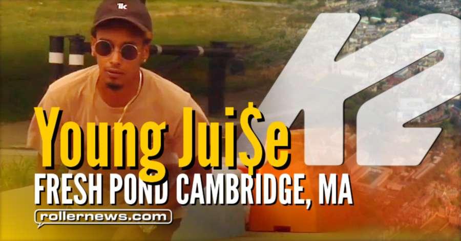 Young Jui$e @ Fresh Pond Cambridge, MA (K2 Unnatural)