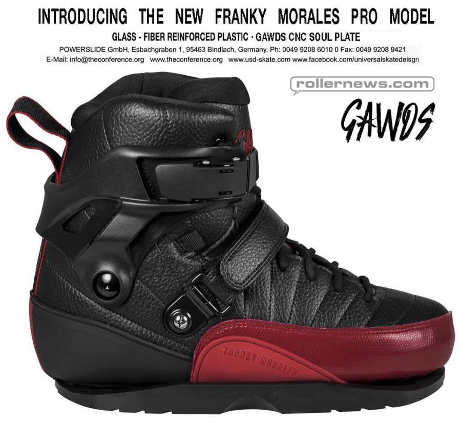 Gawds Franky Morales - New Photo