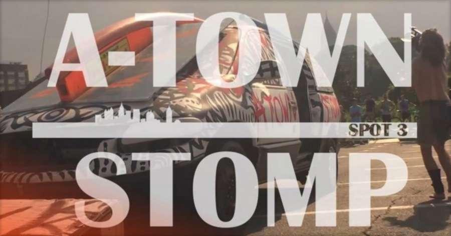 A-Town Stomp 8 (Atlanta, 2017) - Spot 3 Clips by Mooneyskates