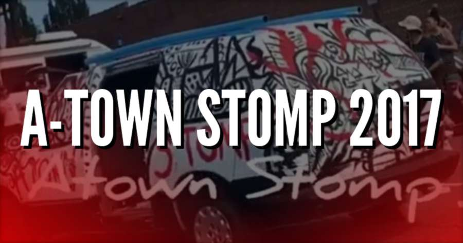 A-town Stomp reaches 8th year in Atlanta (July 22, 2017)