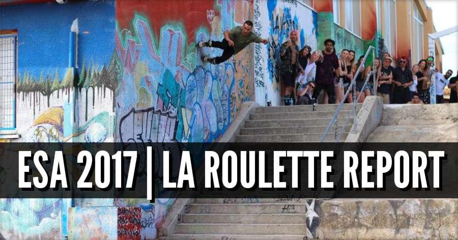 ESA 2017 (Montpellier, France) - La Roulette Video & Report + Results