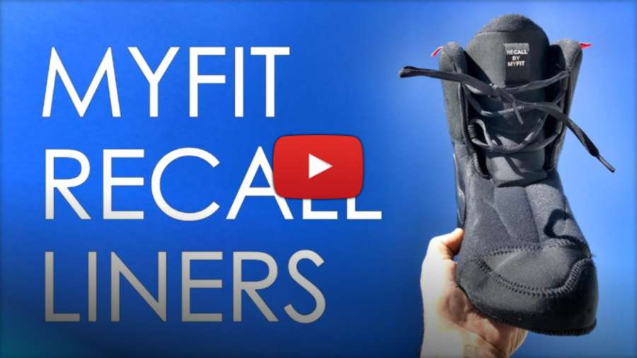 Myfit Recall Liners - Review by Ricardo Lino