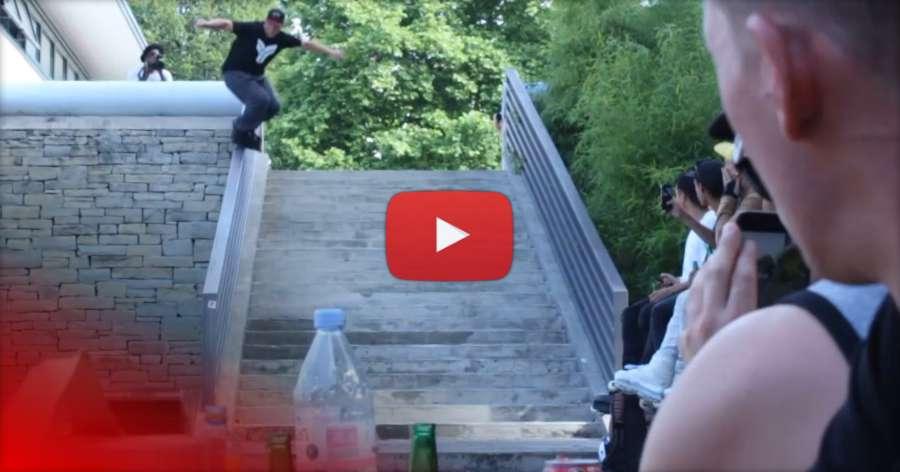 St. Gallen 2017 (Switzerland) Street Comp: last spot clips with Beat Schillmeier, Jan Fehlmann & more