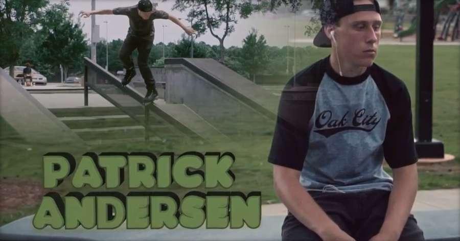 Patrick Andersen - Georgia 2017, Park Edit