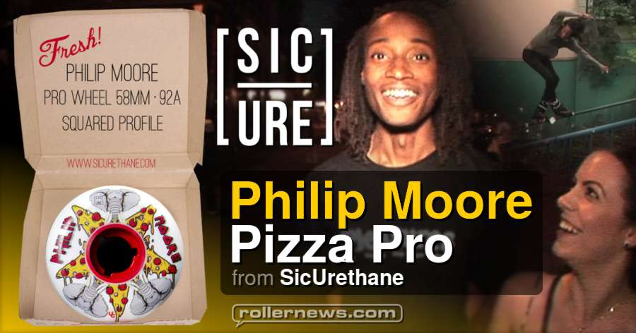 Philip Moore - Sic Urethane, Pizza Pro (2017) - Amsterdam Edit by Cavin Brinkman
