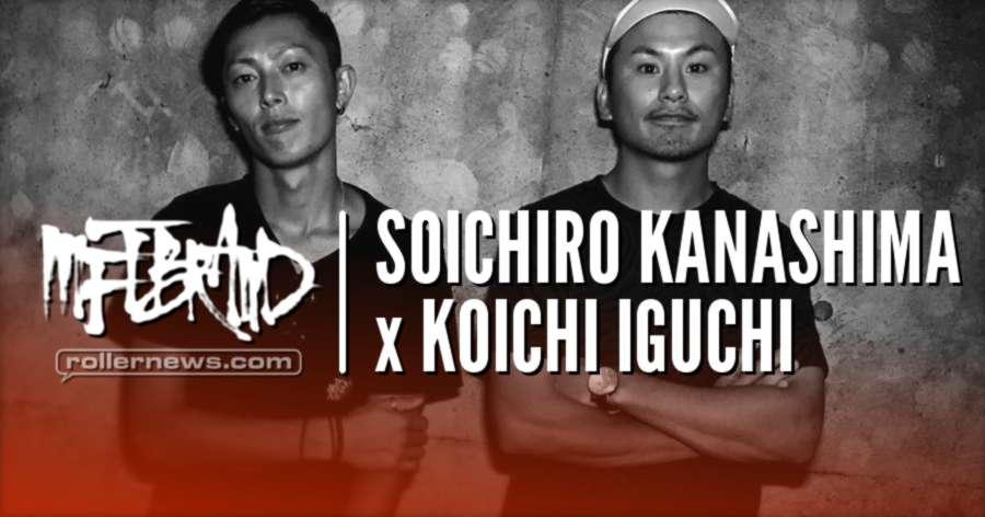 Soichiro Kanashima & Koichi Iguchi (Japan) - MFTBrand (July 24, 2017) Park Clips