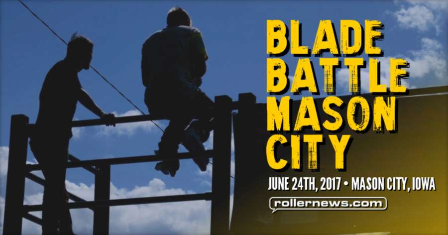 Blade Battle Mason City 2017 - Deft Edit by Bruce Bales