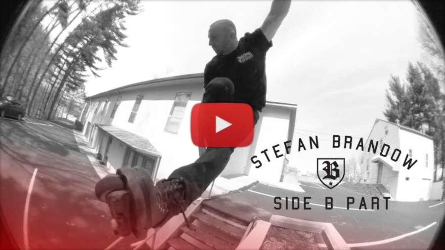 Stefan Brandow - Brigade Brand, Side B (2017)