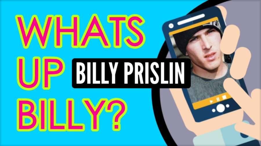 What's up Billy Prislin - Skate Talk with Ricardo Lino