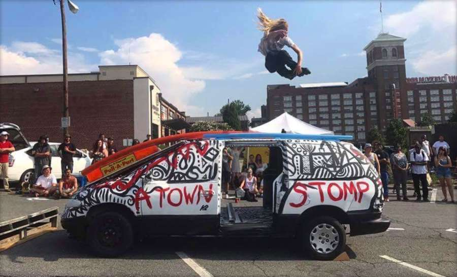 Atlanta Rises to the Occasion with the 8th Annual A-Town Stomp! Edit by Richard Williams on StupidDope.com