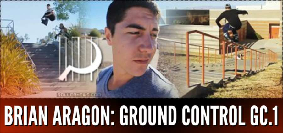 Brian Aragon - Ground Control GC.1 Section (2011) by Simon Mulvaney