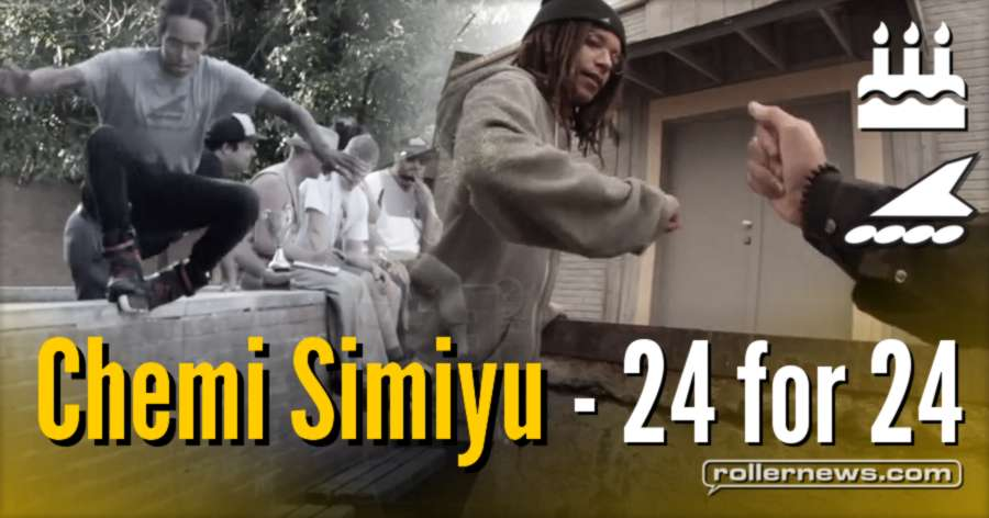 Chemi Simiyu - 24 Clips for 24 Years (2017)