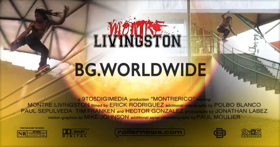 Montre Livingston - BG.Worldwide MontreRico (2017) - Trailer