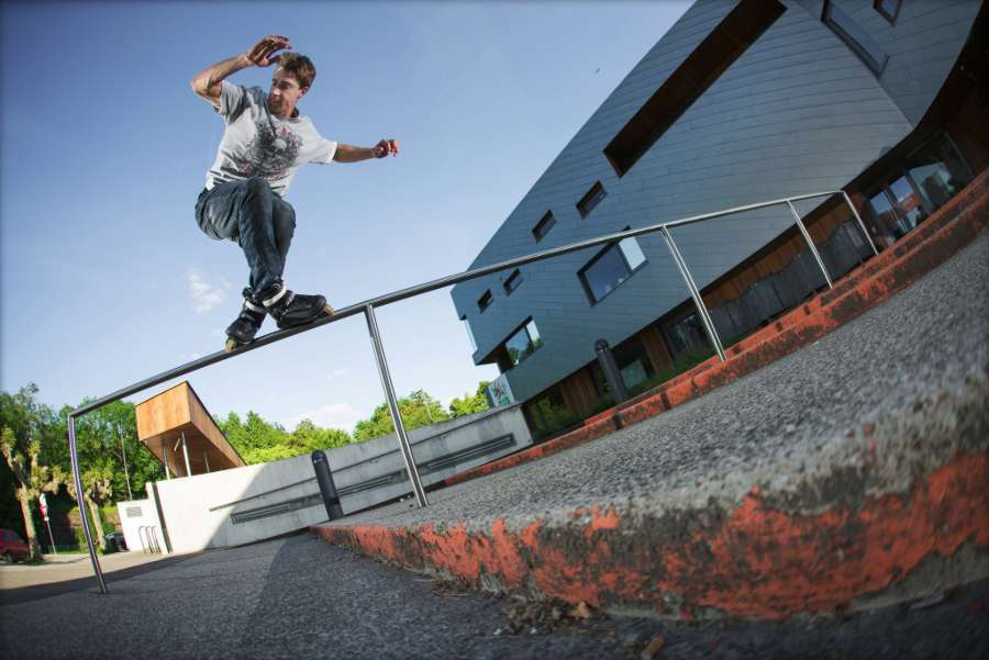 Picture of the day: Ollie Jones - True Savanna (Strasbourg, France) by Sam Cooper