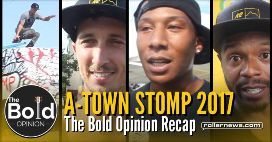 A-Town Stomp 8 - Recap by 'the Bold Opinion' (2017) with Jannah Christine