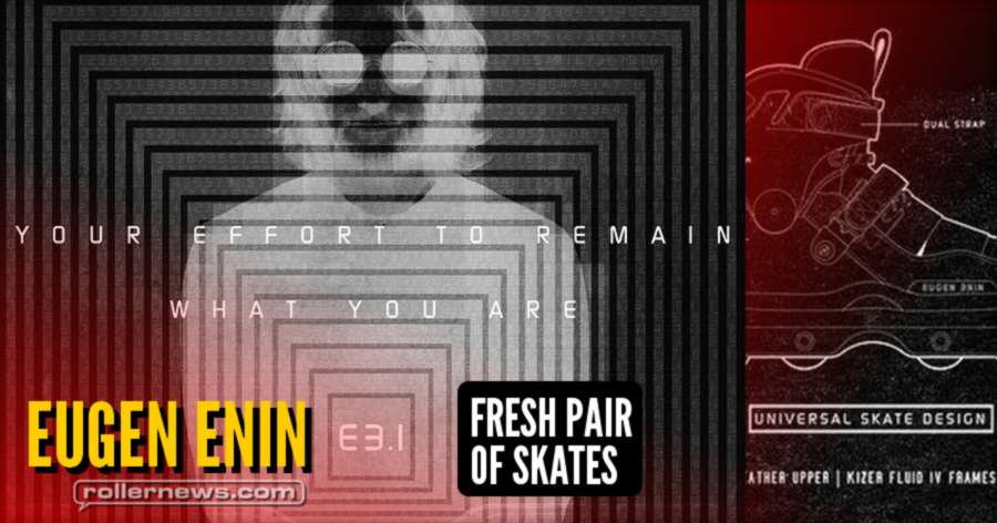 Eugen Enin - Fresh Pair of Skates (2017)