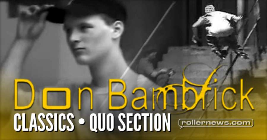 Classics: Don Bambrick - Quo Section