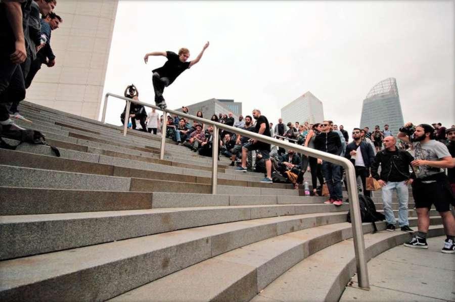Picture of the Day: Sam Crofts - Paris La Defense (2017)