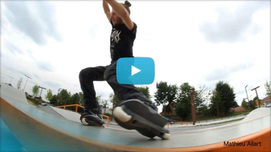 Mathieu Allart - New Skates, RVB Pictures Edit (2017)