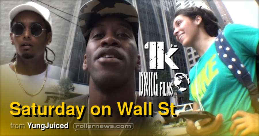YungJuiced | Saturday on Wall St (2017)