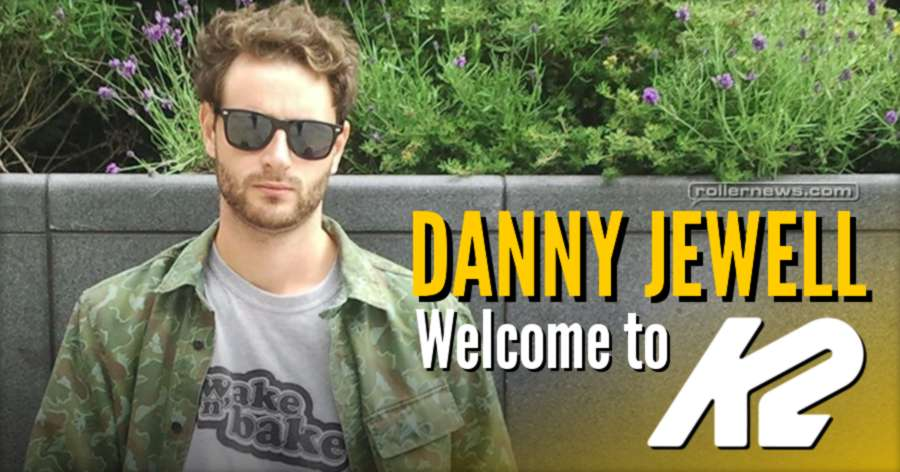 Danny Jewell - Welcome to K2 (2017)