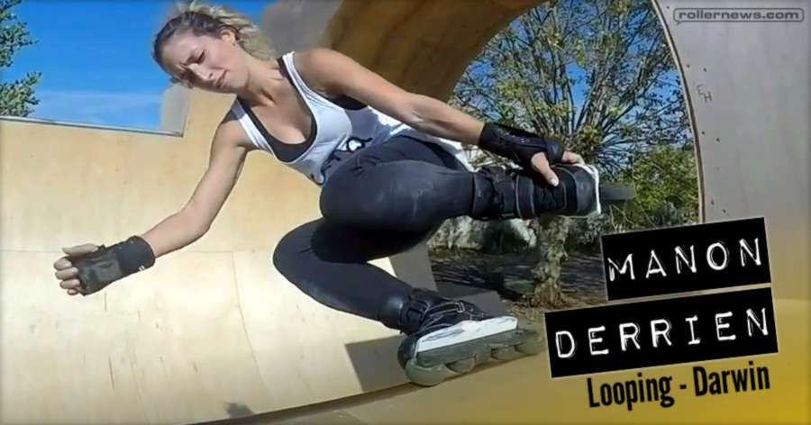 Manon Derrien | Looping - Darwin (2017)