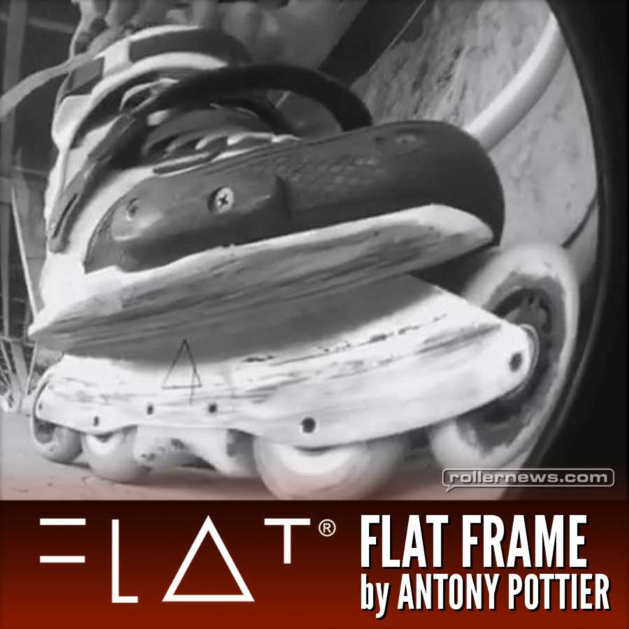 Flat Frame - Created By Antony Pottier