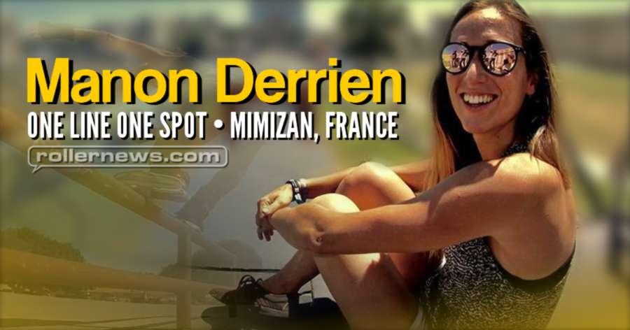 Manon Derrien (France) - One line, One spot (2017)
