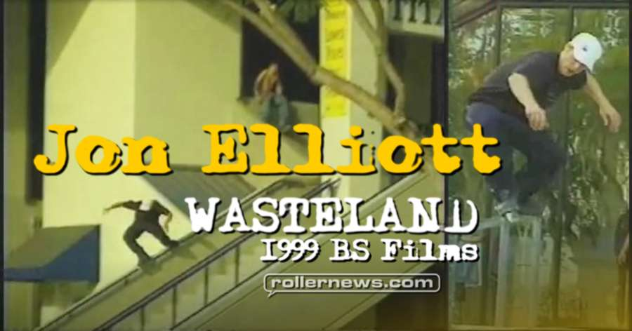 Jon Elliott from Wasteland - 1999 BS Films