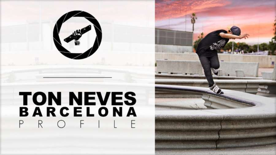 Ton Neves (Brazil) - Barcelona Profile (2017)