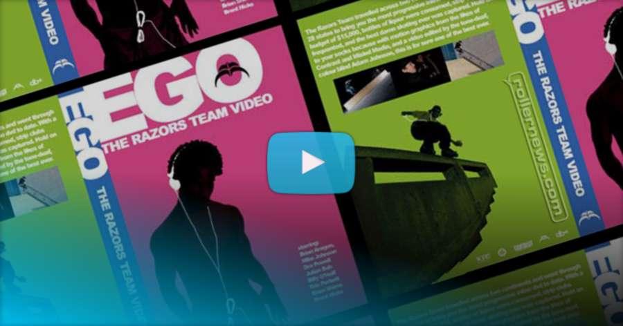 Billy O'Neill - Ego Section (2005) - Razors Team Video by Adam Johnson