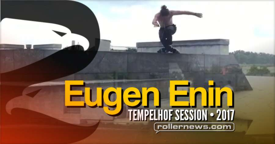 Eugen Enin - Tempelhof Session (Germany, 2017) - Clips