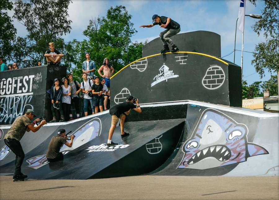 Picture of the day: Jo Zenk - GGfest 2016