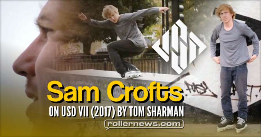 Sam Crofts on USD VII (2017) by Tom Sharman