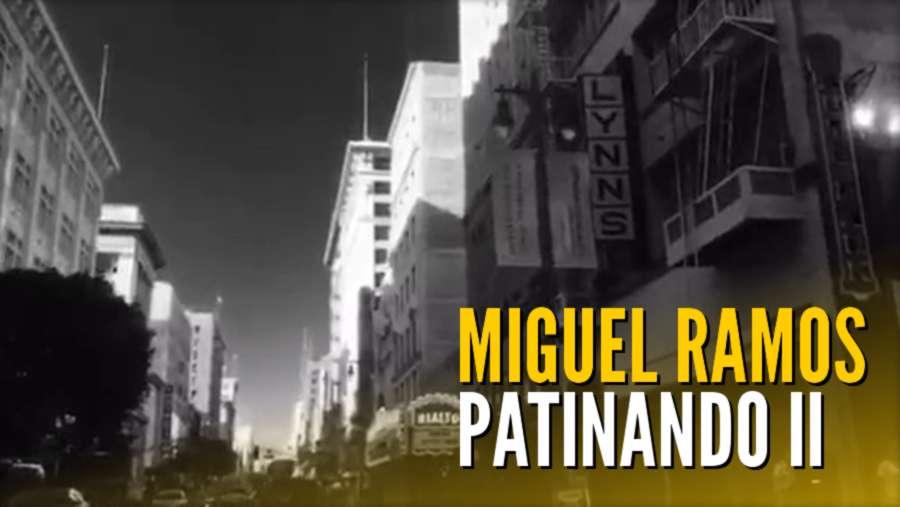 Miguel Ramos - Patinando II (2017)