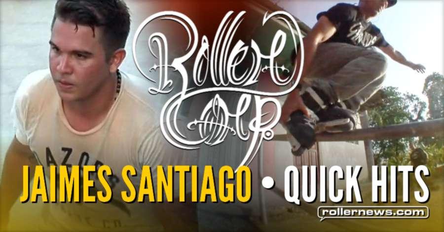 Jaimes Santiago (Panama) - Quick Hits (2017)