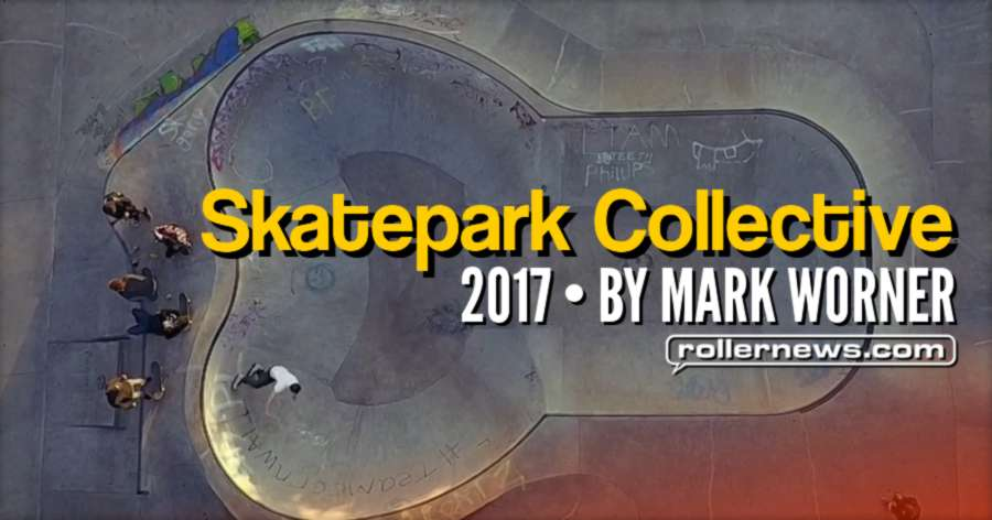 Skatepark Collective (2017) by Mark Worner