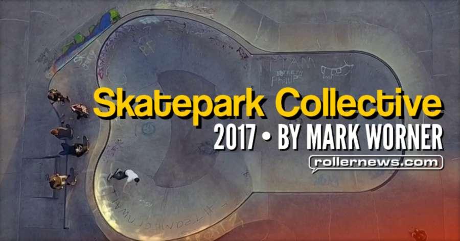 Skatepark Collective (2017) by Mark Worner