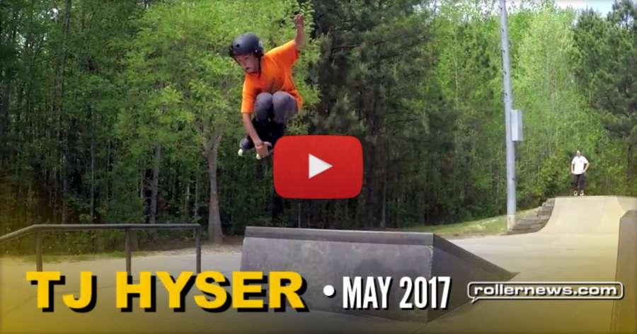 TJ Hyser | Young Gun |  May 2017