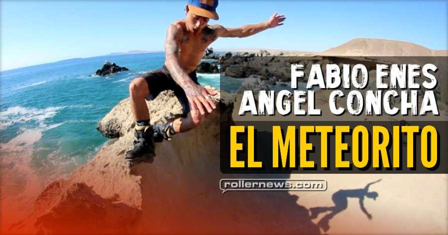 El Meteorito (Chile, 2017) with Fabio Enes & Angel Concha - Quick Clips by HighWilliam