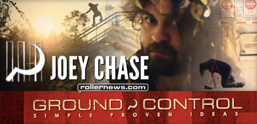 Joey Chase - Ground Control GC1 Section (2011) by Simon Mulvaney